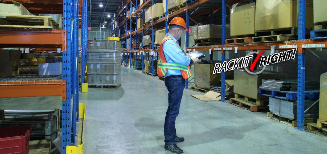 Warehouse Rack Inspection