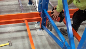 warehouse rack expertise