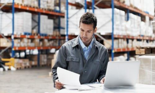 material handling jobs, rack installation job