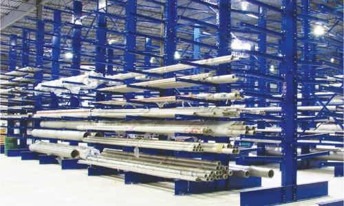 used cantilever rack for sale