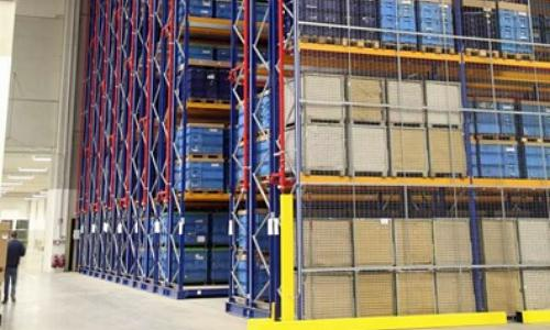 movable industrial racking