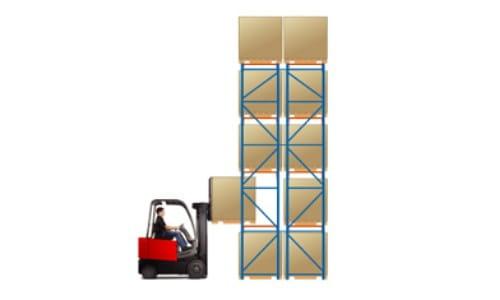 material handling racking